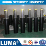 Anti-Terrorist Traffic Barrier Safety Reflective 304 Stainless Steel Bollard Sleeve