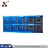 Tungsten Carbide Inserts Indexable U Drill Spmg Series Cutting Tools