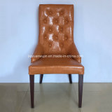 China Metal Hotel Restaurant Dining Chair for Sale