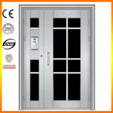 Hot Sale Home Security Stainless Steel Mother &Son Door