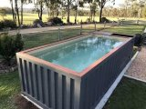 2020 Competitive Price Modern 20FT Shipping Container Swimming Pool For Sale