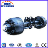 American Germany Style Truck Parts Trailer Axle for Sale