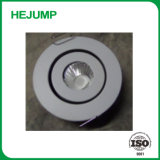 3 Watt Non Dimmable Rotatable Plastic Clad Aluminum LED Downlight