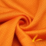 Knitted Polyester Spandex Lycra Elastic Fabric for Sportswear Fitness (LTT-CZ7002G#)