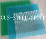 Colored PC Sheet with UV Protection/Transparent Polycarbonate Sheet