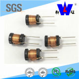 Factory Price Fixed Radial Leaded Wirewound Inductor with RoHS