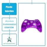 Customized Plastic Injection Products Portable Game Controller Mini Joystick Gamepad