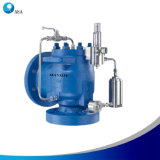 Leser Type Conventional Pilot Operated Flanged Pressure Safety Valve for Steam Service