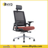 Fashion Cheap Fabric Office Mesh Chair with Headrest
