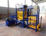 Qt4-30 Semi Automatic Concrete Block Machinery with Competitive Price