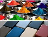Epoxy/Polyester Dyes Powder Coating Car Automotive Paint for Automobiles
