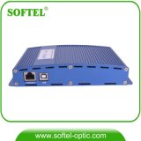 Indoor Coaxial Cable Modem Eoc Master with 2 Gigabit Ethenet Port