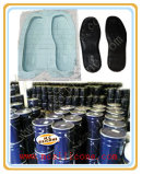 RTV-2 Silicone Rubber for PU Shoe Sole Moulding