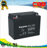 Lead Acid Battery Rechargeable Storage Battery 50ah 12V