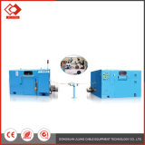 Horizontal Double Bobbin Back Twisting Wire Cable Machine