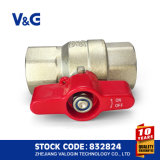 Ce and Acs Identified Brass Ball Valves (VG10.99741)