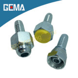 20111 Carbon Steel Metric Female Multi-Seal Hydraulic Hose Fittings for Russia