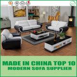 Contemporary Modern Divani Casa Miami Leather Sofa Furniture