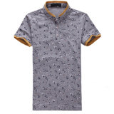 Wholesale Price Printed Polo Shirt