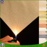 Home Textile Woven Polyester Fabric Waterproof Flame Retardant Coated 3 Pass Blackout Curtain Fabric