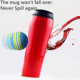 Plastic Mighty Travel Mug 'the Mug That Won't Fall Over' Thermos 16 Oz