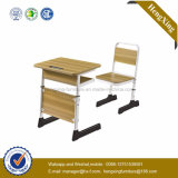 China Factory Competitive Price Metal Antique Wooden Folding Table (HX-5D194)