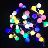 High Quality Festival RGB Ball String Light From Factory