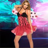 Halloween Adult Lady Bug Costume L1008