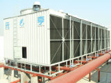 FRP Box Type Open Circuit Cross-Flow Cooling Tower (YHA-100T~1000T)