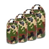 Outdoor Camouflage Waterproof Bag Dry Sack with Strap