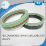 High Resistant Graphite PTFE Packing Seals for Valves