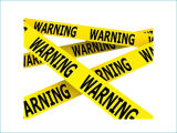 Warning Tape for outdoor Use