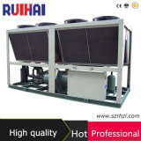 30pH Panasonic Scroll Compressor Air-Cooled Heat Pump Chiller for Chemical Plant Use