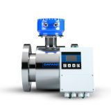 Cheap Dn100 Digital 4-20mA Output Water Electromagnetic Flow Meter