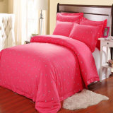 100% Cotton Luxury Jacquard Hotel Bedding Sets
