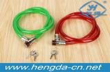 Yh1367 Waterproof Longer Lifespan Cable Universal Lock Wire Bike Lock