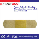 High Quality OEM 70*18mm Non-Woven Material Skin Color Adhesive Bandages