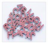 Luxury Styles 26 English Names Alphabet Letter Word Crystal Stud Gift