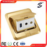 6 Factory Supply Manufacutre Standard Open Type Floor Socket