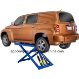 Ce Approved Scissor Car Lifter Lxd-6000