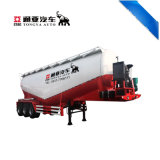 Bulk Cement Transport Semi Trailer Truck