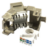 RoHS Approved FTP/ SFTP CAT6 Keystone Jack
