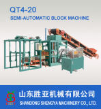 Qt4-20 Automatic Hydraulic Concrete Block& Paver Brick Machine Price