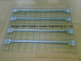 Wire Mesh Decking on Racking