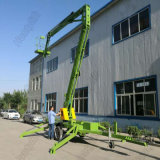 Hydraulic Spider Man Trailer Mobile Mounted Boom Lift