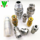 Hydraulic Union Fitting Quick Release Coupling High Pressure Quick Couplers