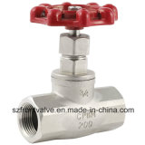 Precision Casting Stainless Steel Screwed Globe Valve