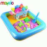 Wholesale Magic Modelling Play Sand Box Set Toys with Models