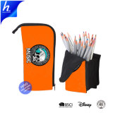 School Supplies Stationery Canvas Pencil Case Bag Kids Gift