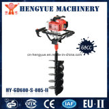 High Quality Tool Manual Ground Drill for Agricultural and Garden